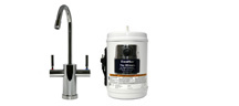 EverHot Enduring II 1310 Series Hot and Cold System (includes faucet and tank).