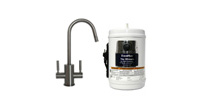 EverHot Horizon Slim 1120 Series Hot and Cold System (includes faucet and tank).